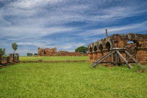 Sehenswürdigkeiten in Paraguay