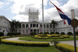 Die Hauptstadt von Paraguay