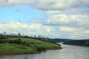 Ein Grundstück in Paraguay